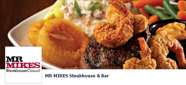 Mr Mike S Restaurant Locations