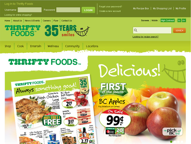 Thrifty Foods Victoria Store Hours