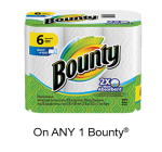Get This Free Bounty Printable Voucher To Save $0.50