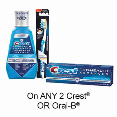 Print This Oral Care Voucher And Save $2 On SmartSource!