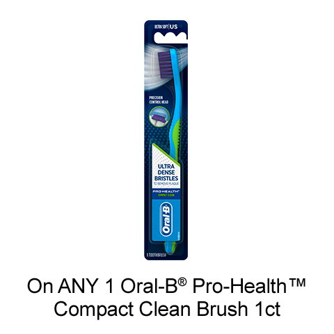 New Oral Care Printable Coupon To Save $1 By pgEveryday