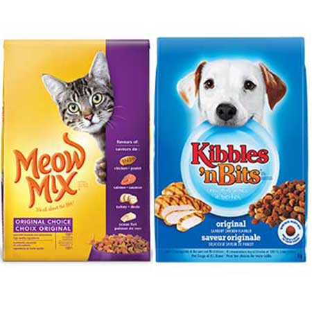 Get This Kibbles 'n Bits And Meow Mix Printable Coupon To Save $2 By Maxi