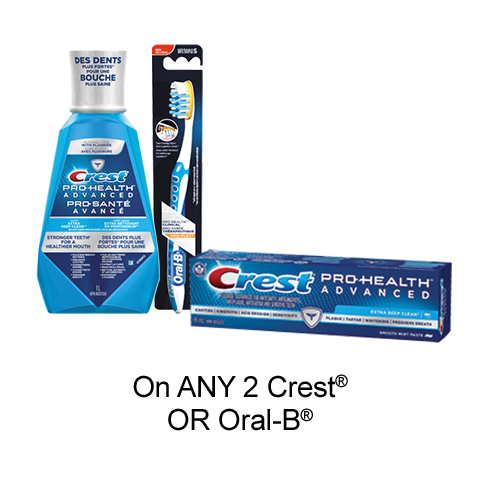 Printable Coupon To Save $2 On Oral Care Products On UniPrix