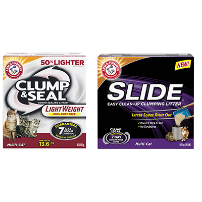 SmartSource: Get This Free Printable Voucher On Arm & Hammer Cat Litter