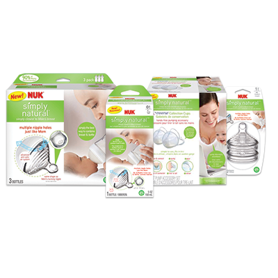 Get This New Nuk Simply Natural Printable Coupon To Save $1 By SmartSource