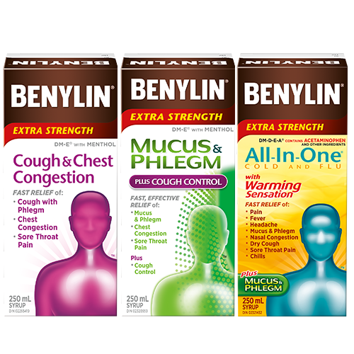 Get This Free Printable Coupon On Benylin By SmartSource