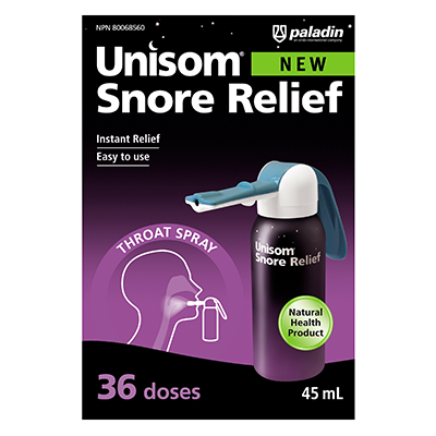 Get Unisom Snore Relief Printable Voucher –  $5 Off Any Unisom Snore Relief Product On SmartSource