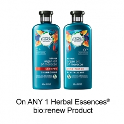 Get Herbal Essences Coupon To Print For $1