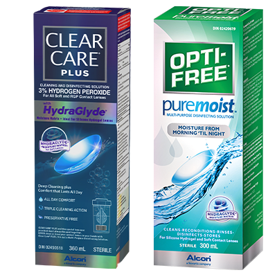Free Alcon Contact Lens Solutions Printable Voucher To Save $3 By SmartSource
