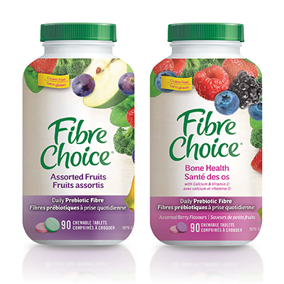 SmartSource: Get Fibre Choice Voucher To Print For $2