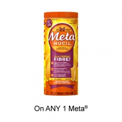 Save: Get Metamucil Printable Coupon –  $2 Off Any Metamucil Product