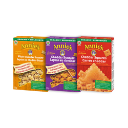 Get Annie's Organic Crackers Coupon –  $1 Off Any Annie's Organic Crackers Product On Save