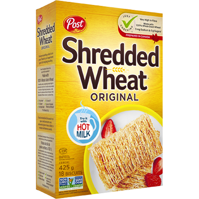 SmartSource: Post Shredded Wheat Original Voucher To Print For $1
