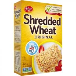 Save: Get Post Shredded Wheat Original Voucher –  $1 Off Any Post Shredded Wheat Original Product