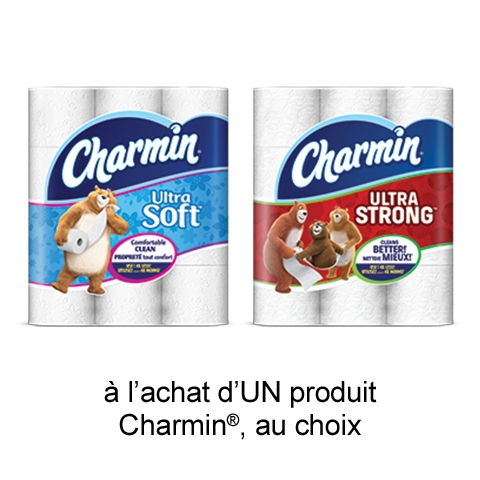 Free Mail-In Rebate Offer To Save $0.50 Off On Charmin Products