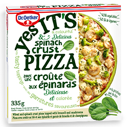 Check Out This New Mail-In Rebate To Save On Dr. Oetker Yes It's Pizza Products For $1 !