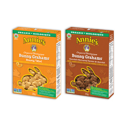 Get This New Annie's Biologique Bunnygrahams Canadian Mail In Rebates Offer For $1 !