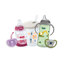 New Mail-In Rebate To Save On Sucette Ou Tasse Nuk Products For $2 Cash Back !