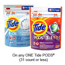 SmartSource: Print This Tide Coupon And Save $1 !