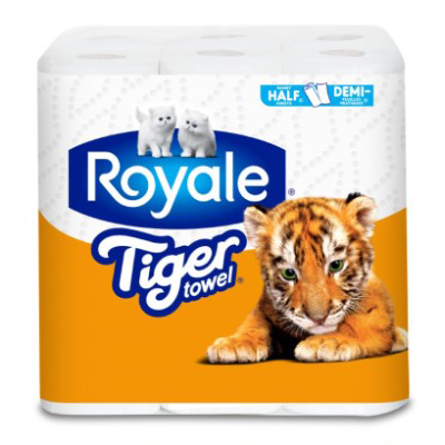 Get Royale Printable Coupon –  $1 Off Any Royale Product On SmartSource
