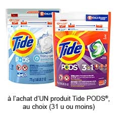 Get This New Tide Mail-in Rebate: Save $1 Off !