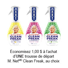 Check Out This New Mr. Clean Mail-in Rebate Offer: Save $1 Off !