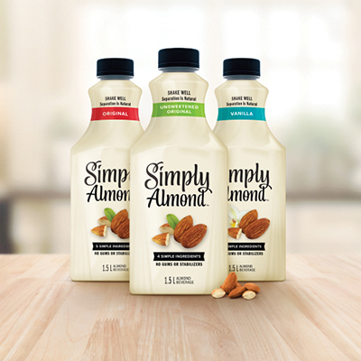 Get  simply Almond Coupon –  $2 Off Any  simply Almond Product On SmartSource