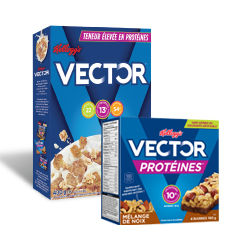 Mail-In Rebate Offer To Save On Kellogg's Vector Products $1.50 Cash Back !