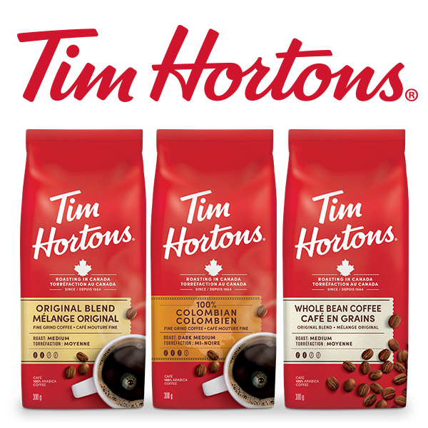 Claim This Tim Hortons Ground And/or Whole Bean Coffee Voucher And Save $2 On Walmart!