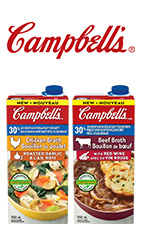 Get Campbell's Voucher –  $3 Off Any Campbell's Product On SmartSaver