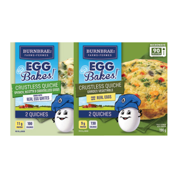 New Mail Coupon On Egg Bakes