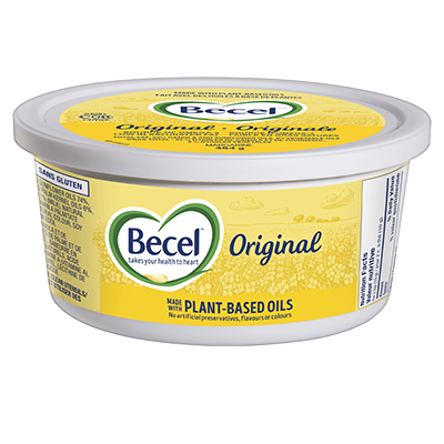 Get Becel Printable Coupon –  $1 Off Any Becel Product On SmartSource