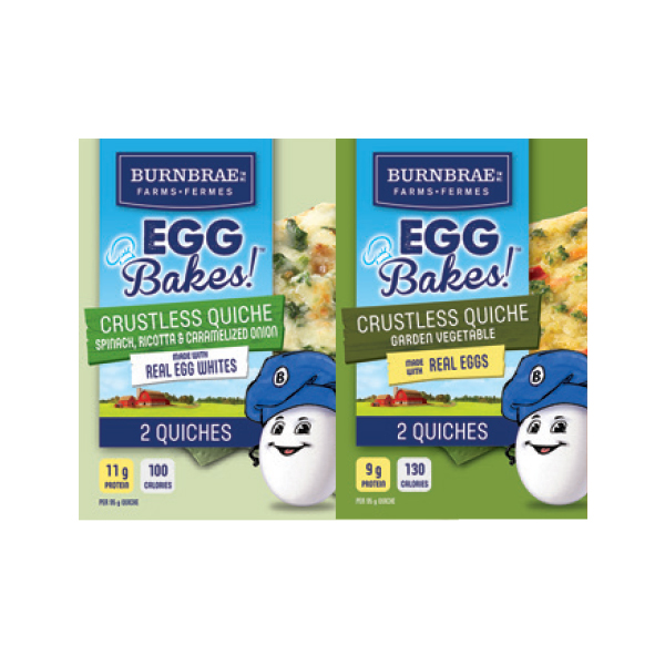 Save: Egg Bakes! Mail Voucher –  $2 Off Any Egg Bakes! Product