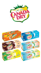 SmartSaver: Printable Voucher To Save $1.50 On Canada Dry Products