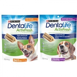 Dentalife Printable Coupon –  $1.50 Off Any Dentalife Product