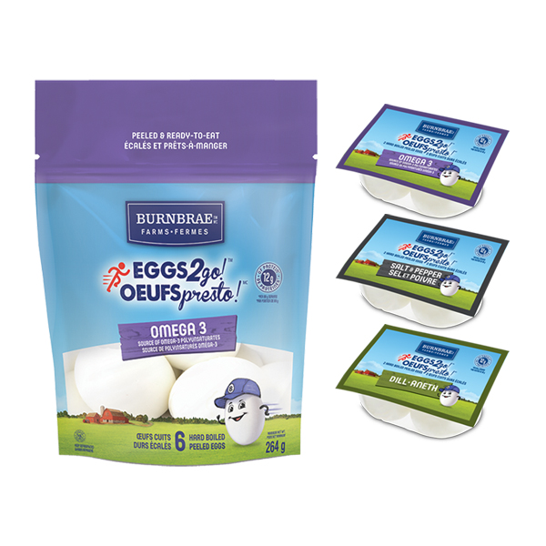 Get Eggs2go! Mail Coupon –  $1 Off Any Eggs2go! Product