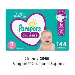 Free Printable Coupon On Pampers By Save