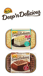 Get This New Mccain Deep'n Delicious Printable Coupon To Save $1 By WebSaver