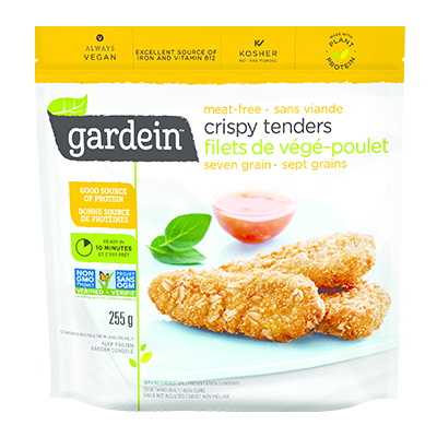 Get New Gardein Coupon To Print For $1 On SmartSource