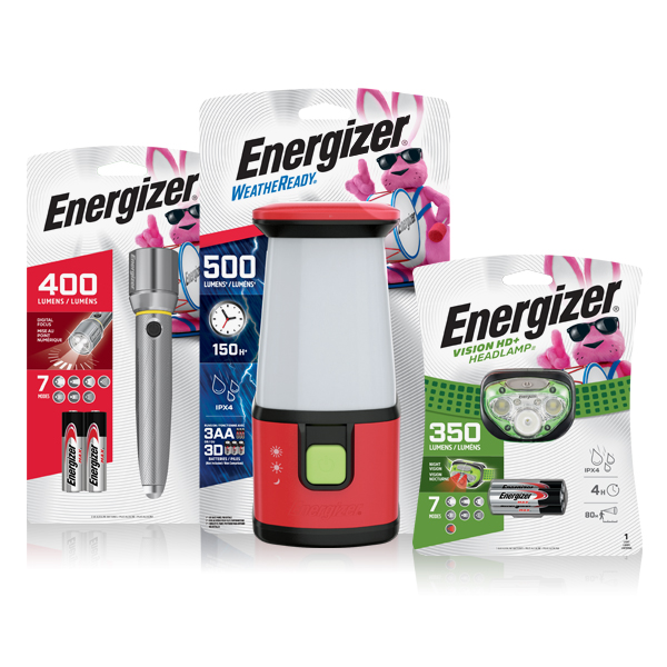 Save: New Mail Coupon To Save $2 On Energizer Lights Products