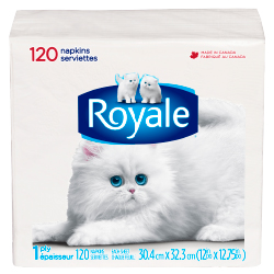 New Royale Napkin Coupon –  $1.50 Off Any Royale Napkin Product On Save