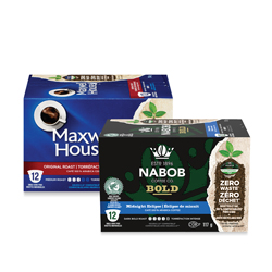 Save: New Maxwell House Pods. Nabob Pods. Or Maxwell House/nabob Tassimo Mail Voucher To Save $3