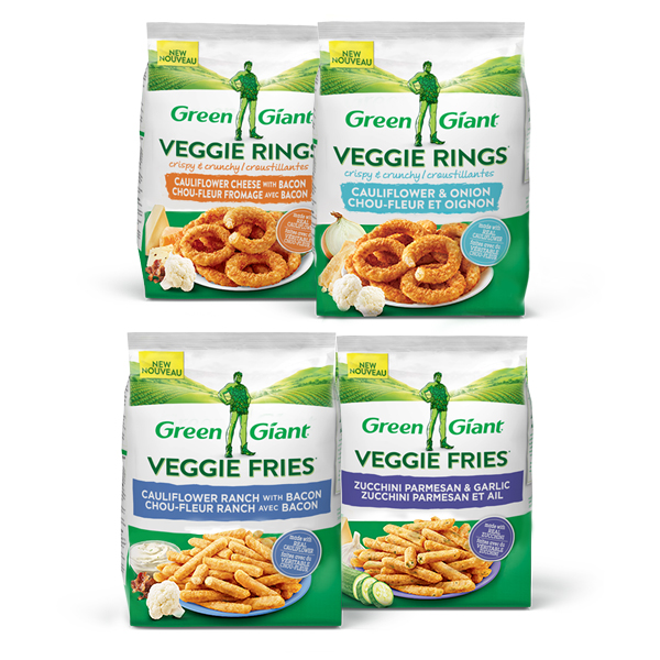 New Green Giant Veggie Fries Or Veggie Rings Mail Voucher –  $1 Off Any Green Giant Veggie Fries Or Veggie Rings Product On Save
