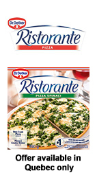 New Dr. Oetker Coupon To Print For $0.50 On WebSaver