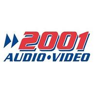 2001 Audio Video Flyer - Circular - Catalog - Home Entertainment