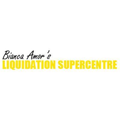 Bianca Amor's Liquidation Supercentre Flyer - Circular - Catalog