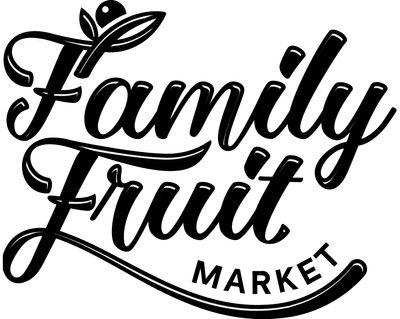 Family Fruit Market Flyer - Circular - Catalog