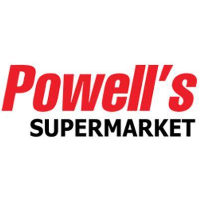 Online Powell's Supermarket Flyer - Catalogue
