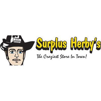 Surplus Herby's Flyer - Circular - Catalog