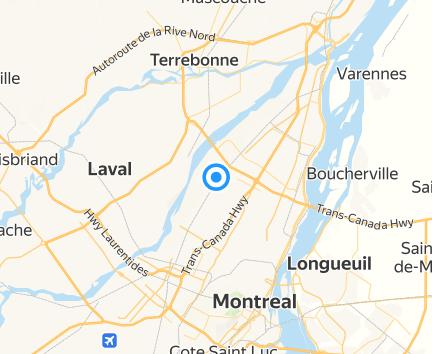 Bulk Barn Montréal